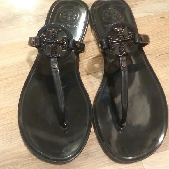 Tory Burch Jelly Miller Sandals